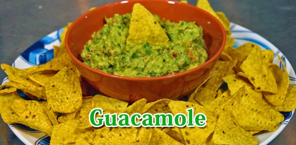 youtube thumbnail Guacamole